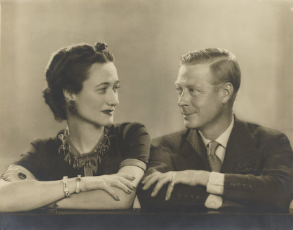 Wallis, Duchess of Windsor; Prince Edward, Duke of Windsor (King Edward VIII)