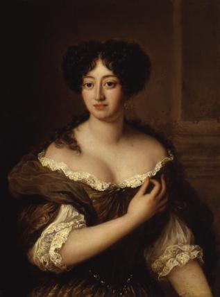 Giacinta Conti Cesi, formerly known as Hortense Mancini, Duchess of Mazarin