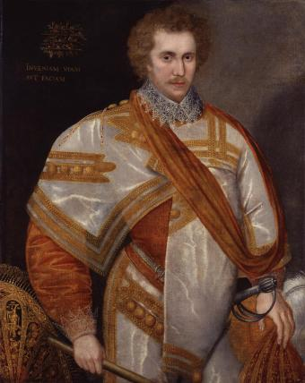 Robert Sidney, 1st Earl of Leicester