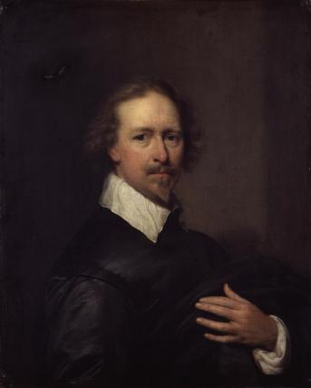 Unknown man, formerly known as Cornelius Johnson (Cornelius Janssen van Ceulen)