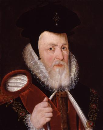 William Cecil, 1st Baron Burghley