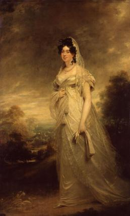 Harriot Beauclerk (née Mellon), Duchess of St Albans