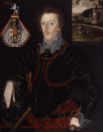 Sir Edward Hoby