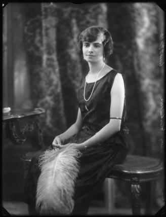 Alice Mary Emerton (née Brown), Lady Elphinstone