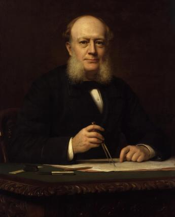 Sir (Charles) William Siemens (né Karl Wilhelm Siemens)