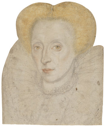 Unknown woman, possibly Queen Elizabeth I