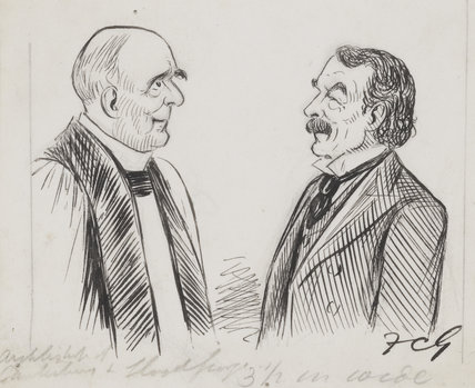 Randall Thomas Davidson, Baron Davidson of Lambeth; David Lloyd George