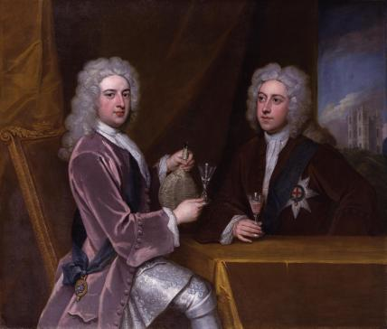 Thomas Pelham-Holles, 1st Duke of Newcastle-under-Lyne; Henry Clinton, 7th Earl of Lincoln