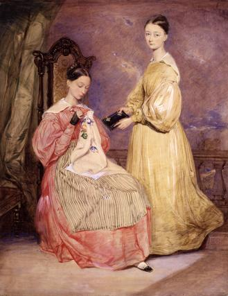 Florence Nightingale; Frances Parthenope, Lady Verney