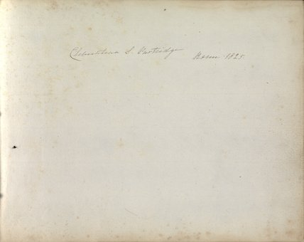Inscriptions by Clementina Partridge