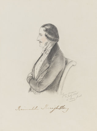 Rainald Knightley, 1st Baron Knightley