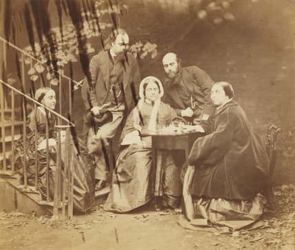 The Rossetti family