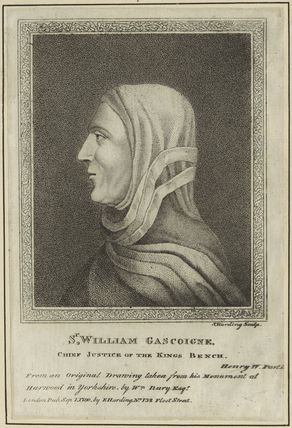 Sir William Gascoigne