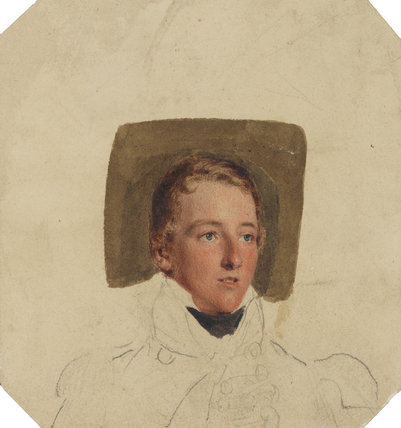 Unknown man, formerly known as Lord Charles Fitzroy