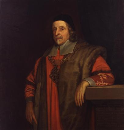 Sir Thomas Vyner, 1st Bt