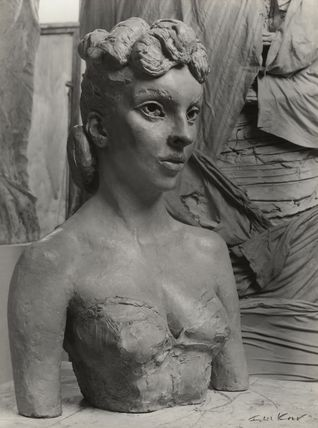 Bust of Gina Lollobrigida by Sir Jacob Epstein