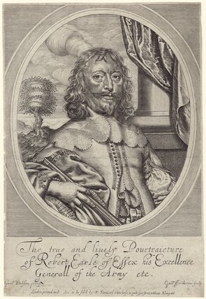Robert Devereux, 3rd Earl of Essex