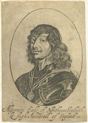Algernon Percy, 10th Earl of Northumberland