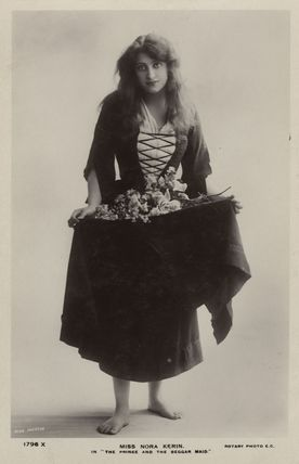 Nora Kerin in 'The Prince and the Beggarmaid'