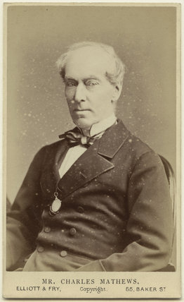 Charles James Mathews