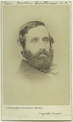 Hon. Dudley Francis Fortescue