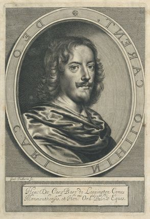 Henry Carey, 2nd Earl of Monmouth