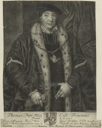 Sir Thomas Pope