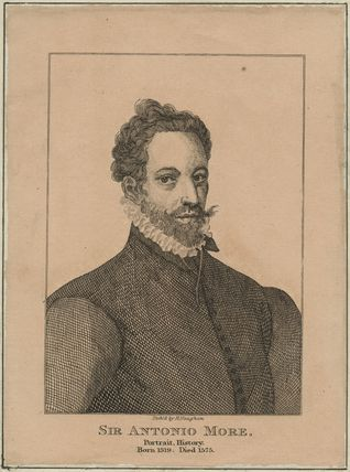 Anthonis Mor (Antonio Moro)