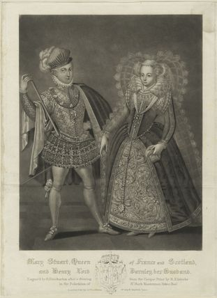 Henry Stuart, Lord Darnley; Mary, Queen of Scots
