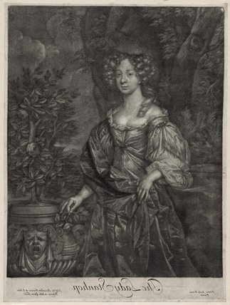 Elizabeth Lyon (née Stanhope), Countess of Strathmore
