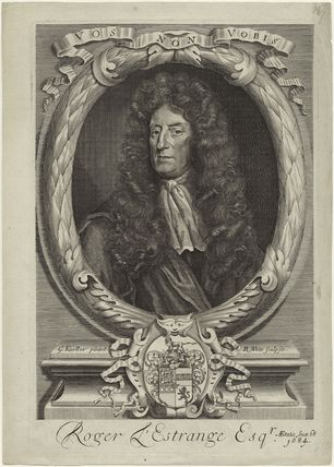 Sir Roger L'Estrange