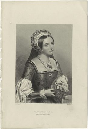 Fictitious portrait of Katherine Parr