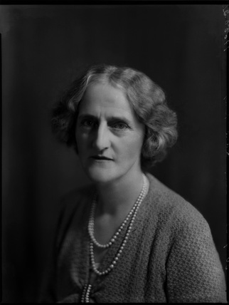 Lady Clare Mary Charlotte King (née Noel)