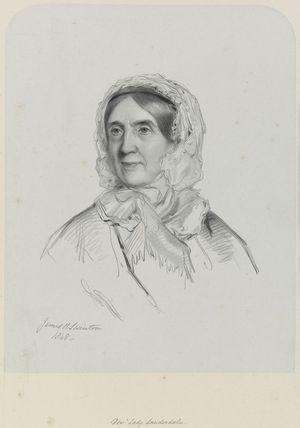 Eleanor (Todd), Countess of Lauderdale