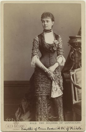 Princess Louise, Duchess of Connaught (née Princess of Prussia)