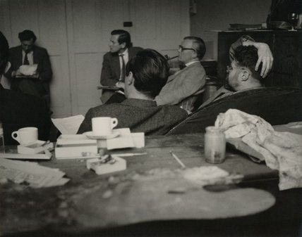 Royal College of Art (group including Leonard Rosomon and Kenneth Rowntree)