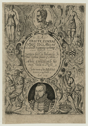 Richard Haydock, title to his translation of Lomazzo's Artes of Curious Paintinge, Carvinge & Buildinge, 1598
