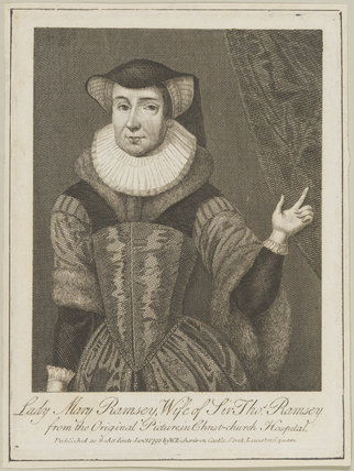 Mary Ramsey (née Dale), Lady Ramsey