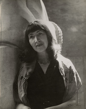 Kathleen Esther (née Garman), Lady Epstein