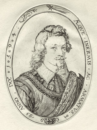 Called George Clifford, 3rd Earl of Cumberland