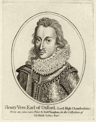 Henry de Vere, 18th Earl of Oxford