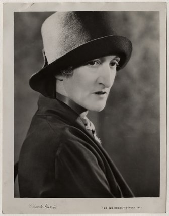 Margaret Emma Alice ('Margot') Asquith (née Tennant), Countess of Oxford and Asquith