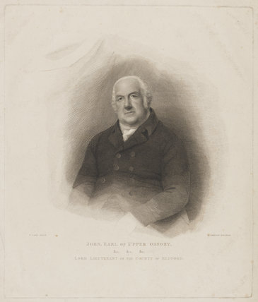 John Fitzpatrick, 2nd Earl of Upper Ossory