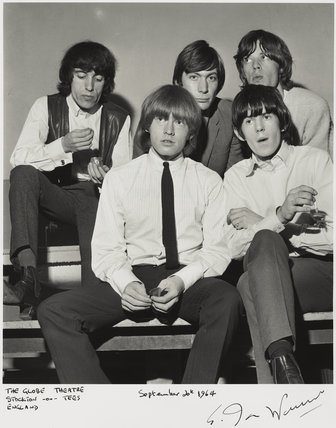 The Rolling Stones (Bill Wyman; Brian Jones; Charlie Watts; Keith Richards; Mick Jagger)