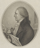 Portrait of Signor Sampieri, by Charles Hayter