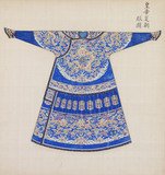 Summer court robe worn by the Emperor