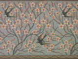 Wallpaper, by Walter Crane