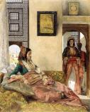 Life in the Hareem, by John Frederick Lewis