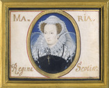 Portrait Mary Queen of Scots
