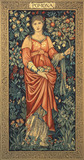 Pomona, by Edward Burne-Jones